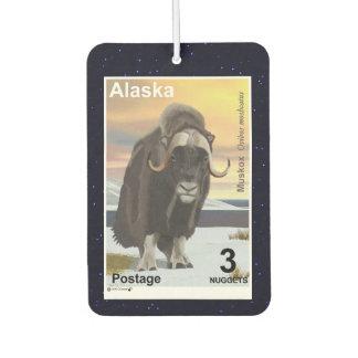 Alaska Postage - Muskox