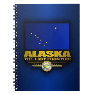 Alaska Pride Notebooks