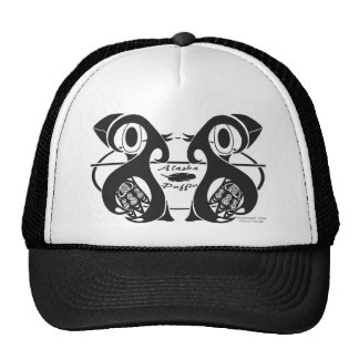 Alaska Puffin Hat