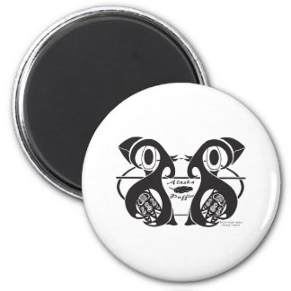 Alaska Puffin Magnets