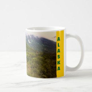 Alaska Railroad Train Trip Mug
