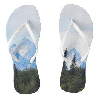 Alaska Range 76 Flip Flops