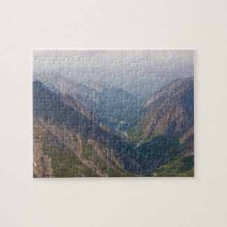 Alaska Range Mountains, Alaska, USA Jigsaw Puzzle
