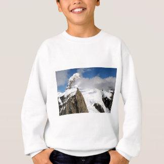 Alaska Range mountains, USA from the air 6 Sweatshirt