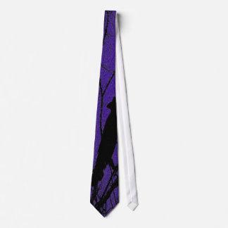Alaska Raven Tie