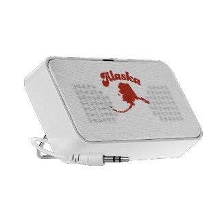 ALASKA Red State iPod Speaker