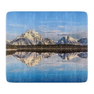 Alaska Reflection Cutting Board