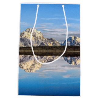 Alaska Reflection Medium Gift Bag