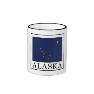 Alaska Ringer Mug