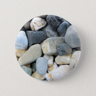 alaska rocks 6 cm round badge