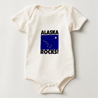 Alaska Rocks Baby Bodysuit