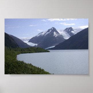 Alaska Scenic Posters
