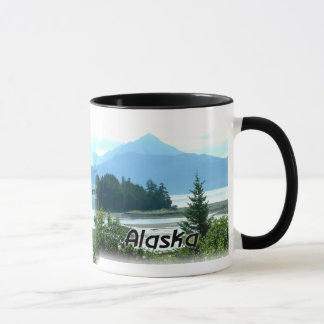 Alaska Scenic View Mug