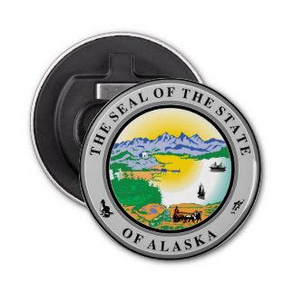 Alaska seal united states america flag symbol repu