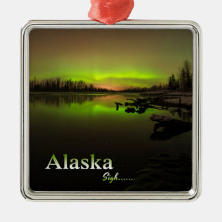 Alaska Sigh.... Christmas Ornament