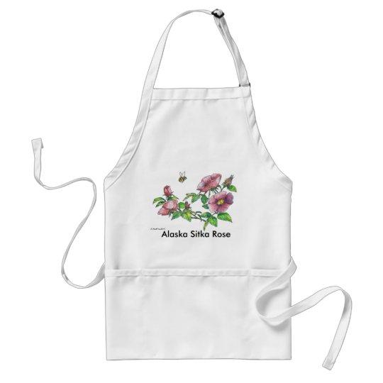Alaska Sitka Rose Garden Standard Apron