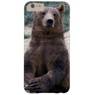 Alaska, southeast region Brown bear Ursus Barely There iPhone 6 Plus Case