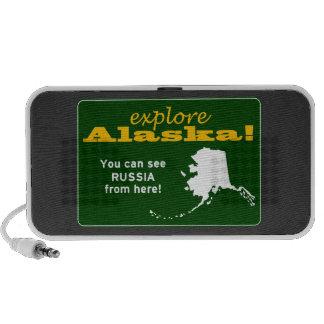 Alaska Mp3 Speaker