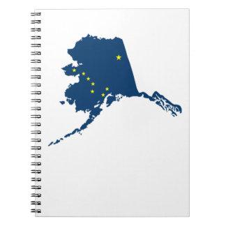 Alaska Spiral Notebook