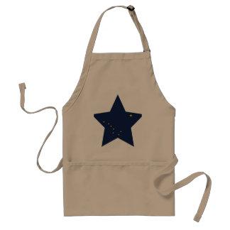 Alaska Star Standard Apron