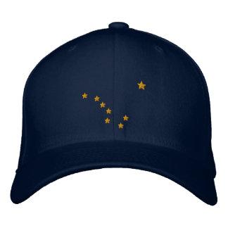 Alaska State Flag Design Embroidery Embroidered Hat