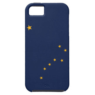 Alaska state flag iPhone 5 cases