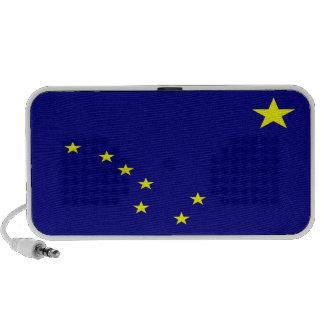 Alaska State Flag Mp3 Speakers