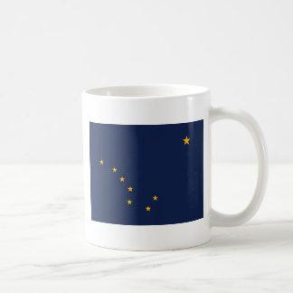 Alaska State Flag Basic White Mug