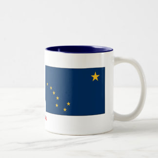 Alaska State Flag Coffee Mug