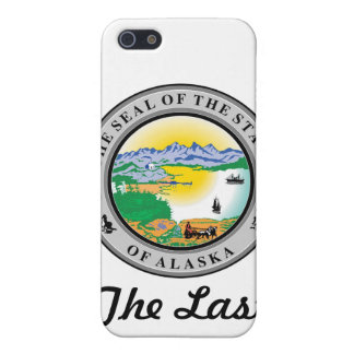 Alaska State Seal and Motto iPhone 5/5S Cover