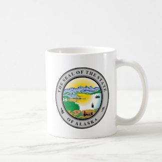 Alaska State Seal Coffee Mug