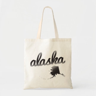 Alaska State Budget Tote Bag