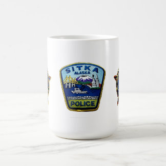 Alaska State Troopers Coffee Mug