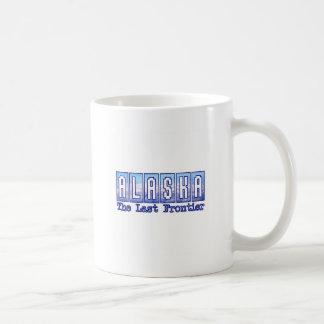 Alaska, The Last Frontier Coffee Mug