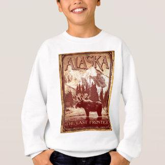 Alaska - the last frontier sweatshirt