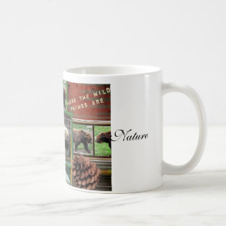 Alaska-Where the wild things are mug