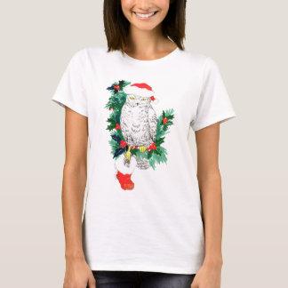 Alaska Whimsical Christmas Wildlife T-Shirt