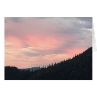 Alaskan Beauty Note Card