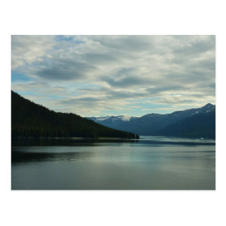 Alaskan Coast II Beautiful Nature Photography Postcard