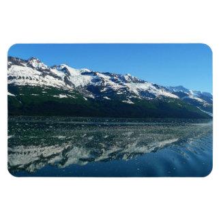 Alaskan Coastline Beautiful Nature Photography Rectangular Photo Magnet