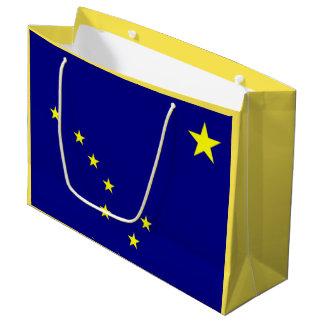 Alaskan Flag Gift Bag