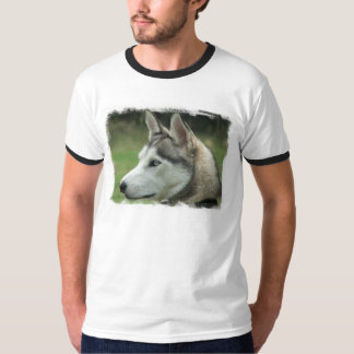 Alaskan Husky Men's T-Shirt
