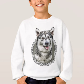 Alaskan Malamute 001 Sweatshirt