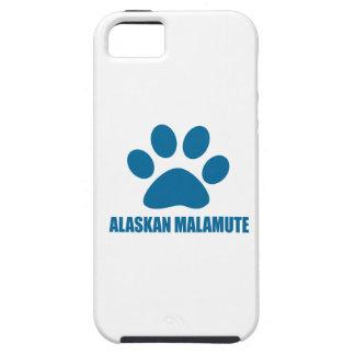ALASKAN MALAMUTE DOG DESIGNS iPhone 5 COVER