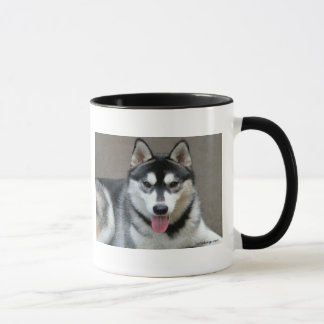 Alaskan Malamute Dogs Mug