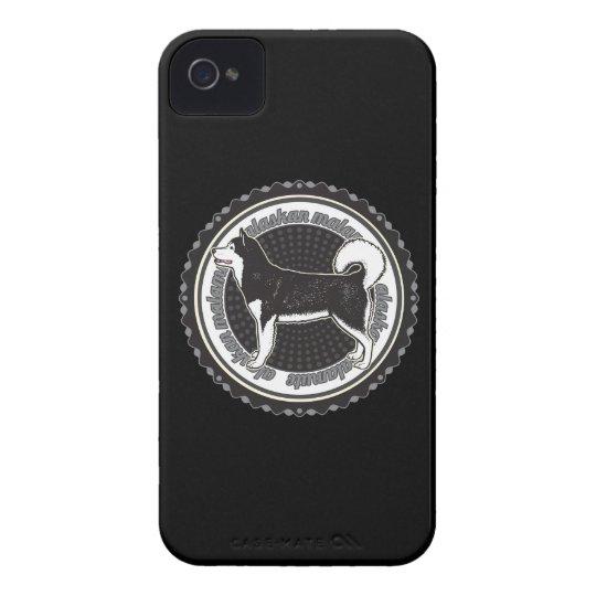 Alaskan Malamute iPhone 4 Covers