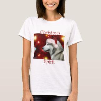 Alaskan Malamute Spirit T-Shirt