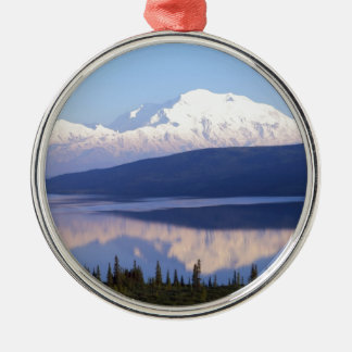 Alaskan Mountain.jpg Christmas Ornament
