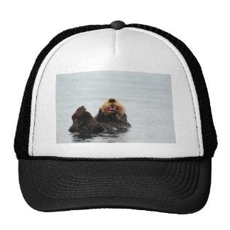 Alaskan Sea Otter Trucker Hat