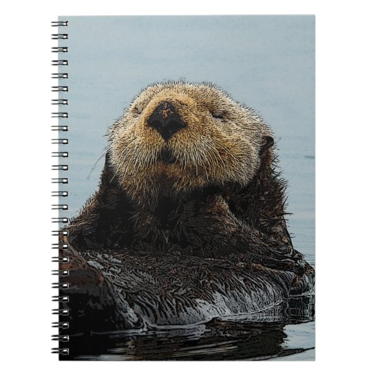 Alaskan Sea Otter Notebook